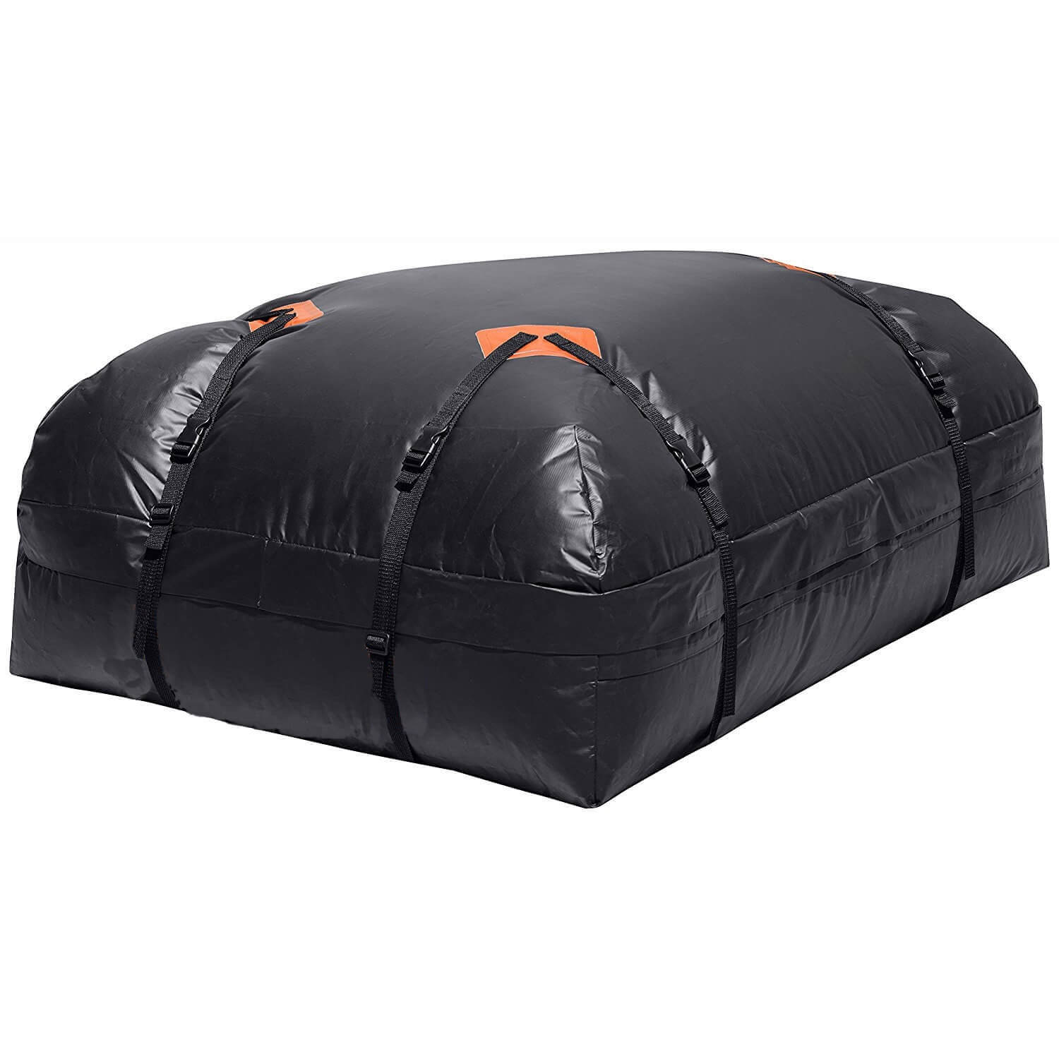 Easy to Install Cargo Roof Bag Waterproof Car Top Carrier ...
